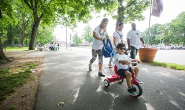 First Annual Cruz C.A.R.E.S. Walkathon Raises Support for Youth Summer Jobs in Roxbury, Dorchester and Mattapan